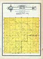 Township 26 Range 11, McClure, Holt County 1915